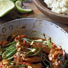 Whether you're a Tim Noakes fan or not, this spicy chicken minus the carbs is a definite must-try.