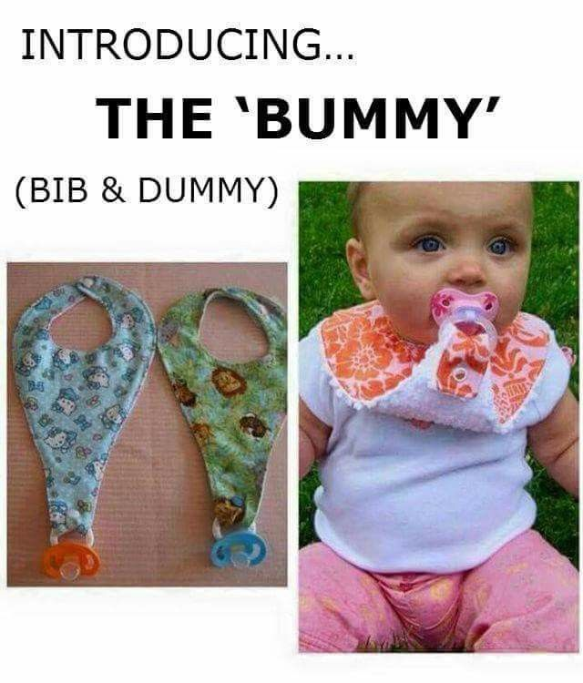 Adorable Will do this for all of these with infants in my life...