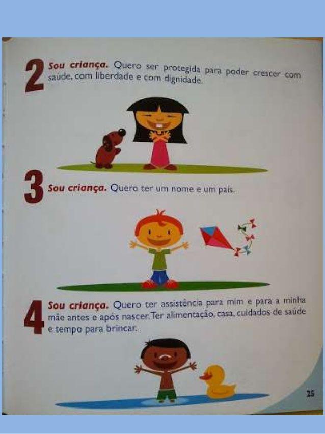 Preferência 38 melhores imagens de Direitos da criança no Pinterest | Dia da  PH56