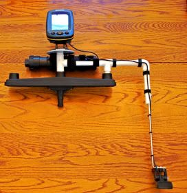 Palmetto Kayak Fishing: DIY Portable Fishfinder For Your Kayak