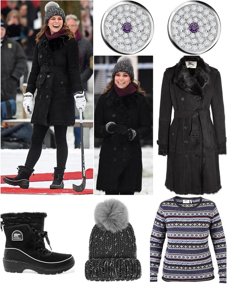 """1,199 Likes, 25 Comments - Catherine Duchess of Cambridge (@theelegantduchess) on Instagram: """"For the first day of the Scandinavian Tour, the Duchess kept warm and toasty in the cold (-1 °C) by…"""""""
