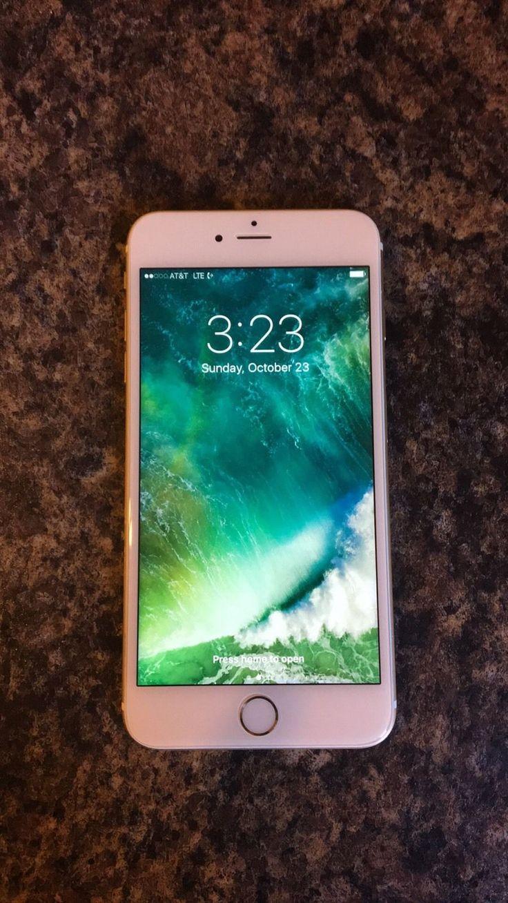 Apple iPhone 6 Plus - 16GB - Gold Unlocked Smartphone #unlocked #smartphone #gold #plus #iphone #apple