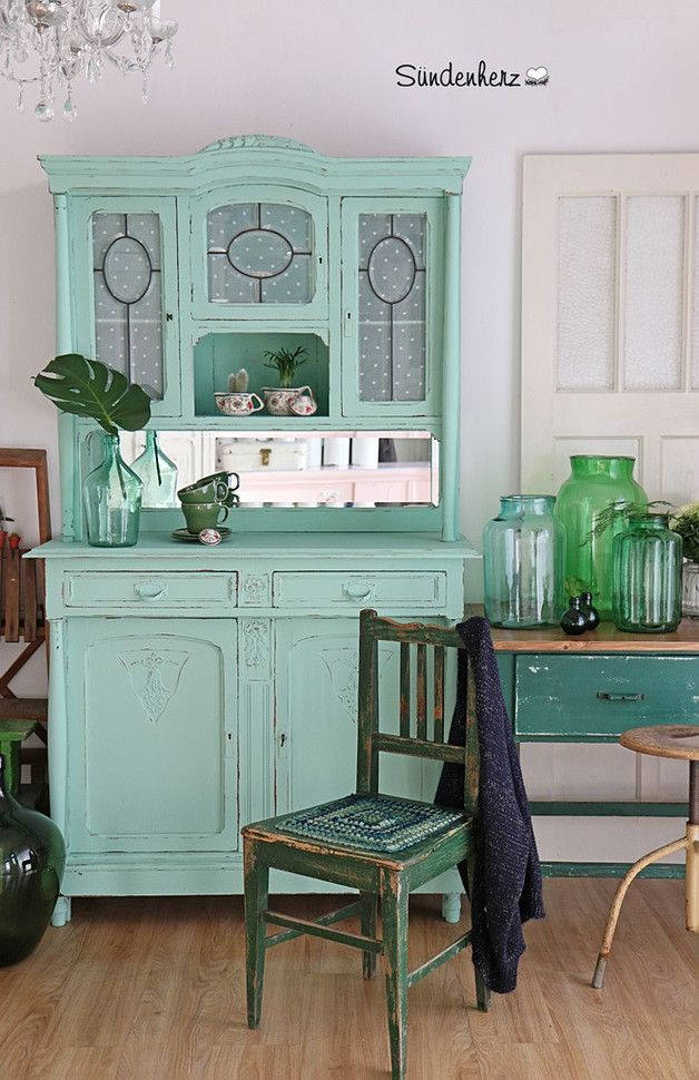 1000 ideas about Vintage Buffet on Pinterest