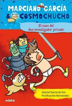 Niño detective con aventuras divertidas y trepidantes