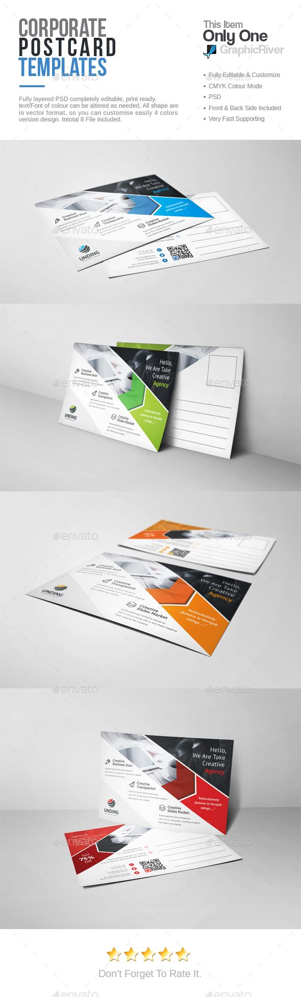 Photoshop postcard template forteforic photoshop postcard template maxwellsz