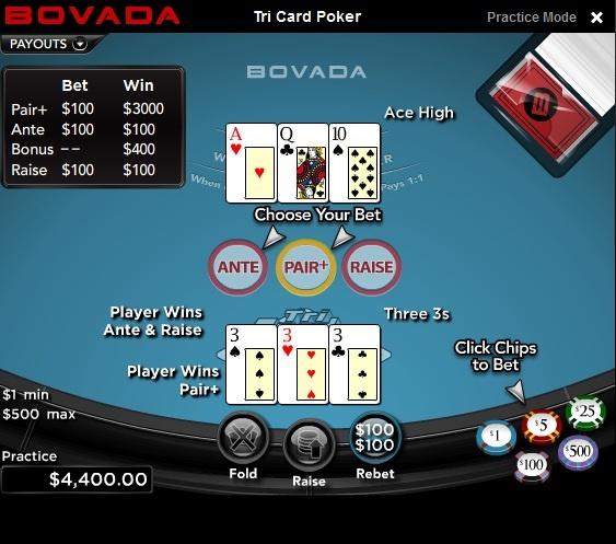Poker websites with free bonus games