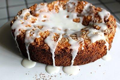 Crockpot Cinnamon Coffee Cake.
