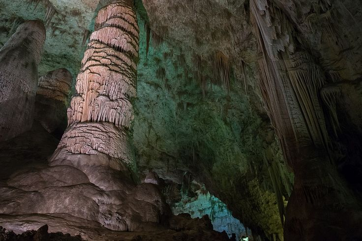 Carlsbad Caverns | by Mathieu Lebreton