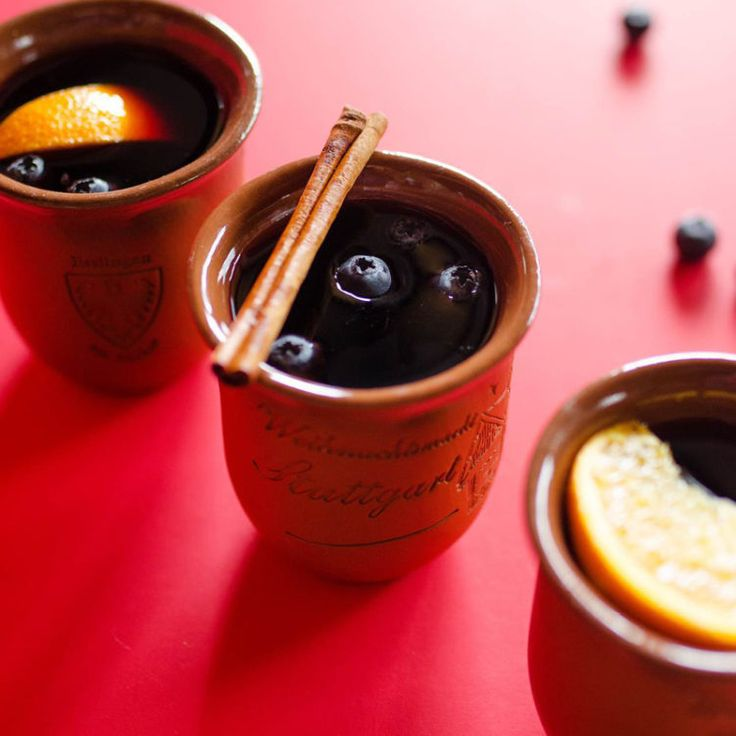 Is there any cocktail more classic for the holidays than a mulled wine? Well, it's time to twist it up! Add in your favorite fruit for a blueberry mulled wine recipe that's sure to please a crowd.