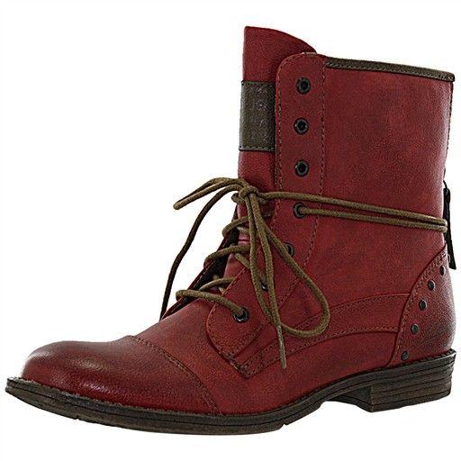 Chaussures Mustang - Amuvi - Stiefeletten Et Bottes Fr Femmes / Blau K3t6yvD
