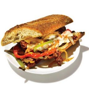 Cheesesteak Sliders: Recipes: Self.com | On the Healthier Side- Recip ...