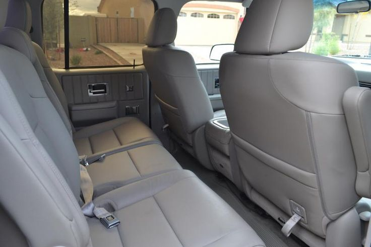 Full Size Van >> Honda Odyssey 2nd row seats in Chevy Square body crew cab ...