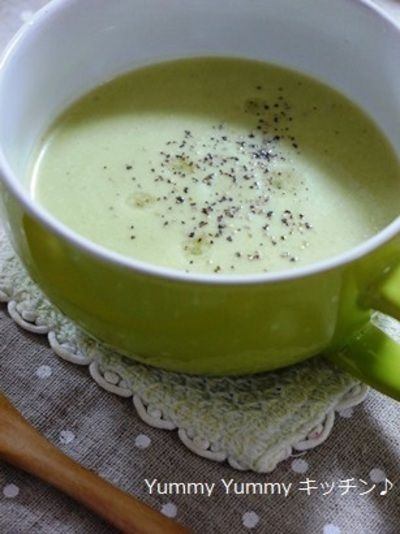 簡単☆美味!!アボカドの冷製スープ♪ by ゆみぴいさん | レシピブログ ...