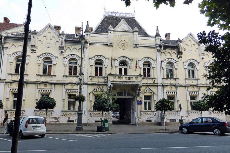All sizes | Arad, Palatul Andrenyi, Palatul Copiilor si Elevilor P1030510 | Flickr - Photo Sharing!