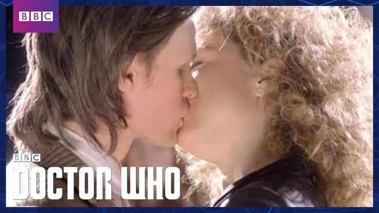 The Doctor and River Song Get Married - The Wedding of River Song - Doct...