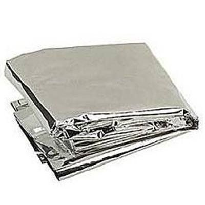 $2.50 + $2.99 shipping  Sunny Hill Compact Lightweight Aluminized Windproof Emergency Blanket Sunny Hill http://www.amazon.com/dp/B00L10N41A/ref=cm_sw_r_pi_dp_T0oqwb19FNPA9