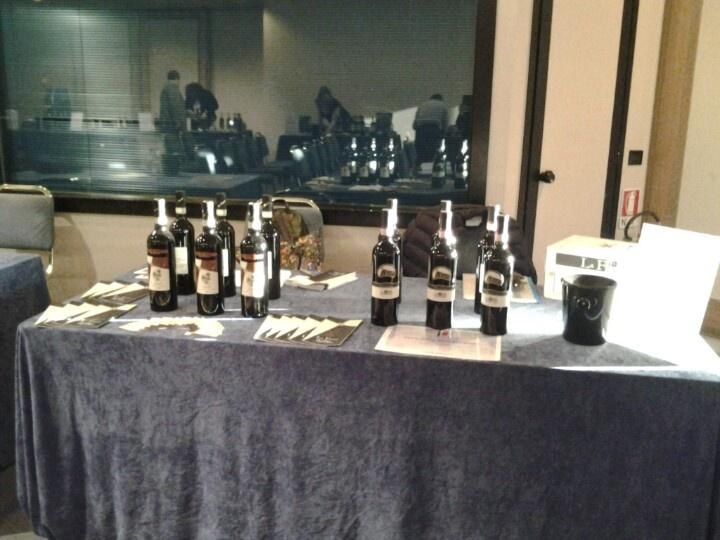 #lafusina presenta il proprio vino a Genova insieme ad altri meravigliosi Dogliani