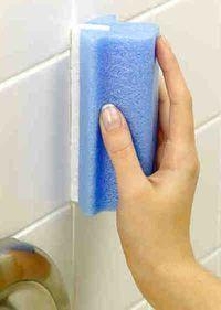 Cómo limpiar una ducha sucia rápidamente