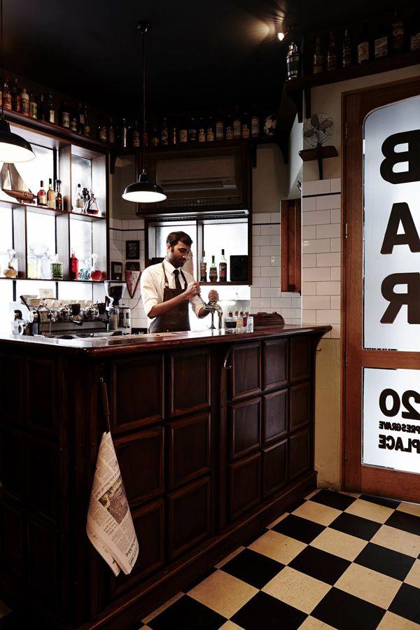 Drinks With: Bar Americano in Melbourne, Australia