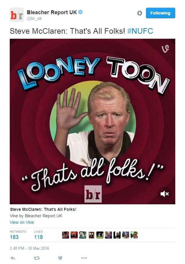 Toon can now look forward to a relegation fight under Benitez and no longer being the butt of everyones' jokes