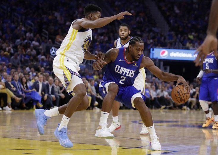 25. Oktober 2019 – LA Clippers holte zwei von zwei Siegen und startete damit in die NBA-Saison.   – Sports Pic of the Day