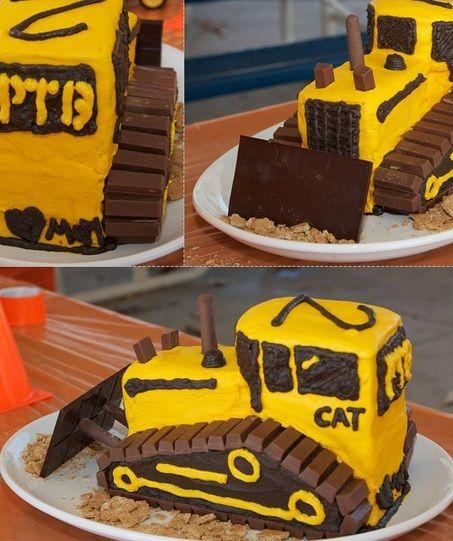 Walker's next birthday cake.