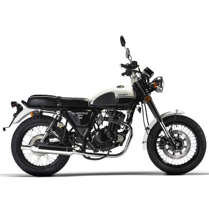Moto Seventy Five Vintage 125cc - Motos 125cc - Motos