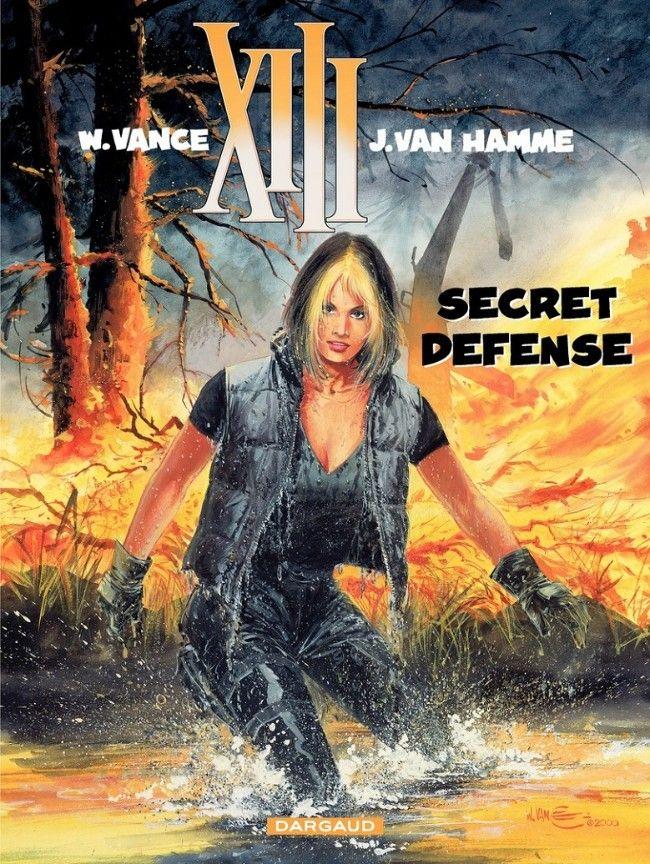 XIII -14- Secret défense - 2000
