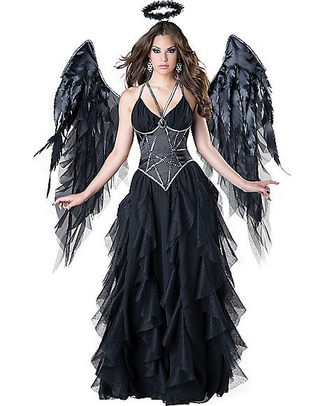 Dark Angel Adult Womens Costume - Spirithalloween.com