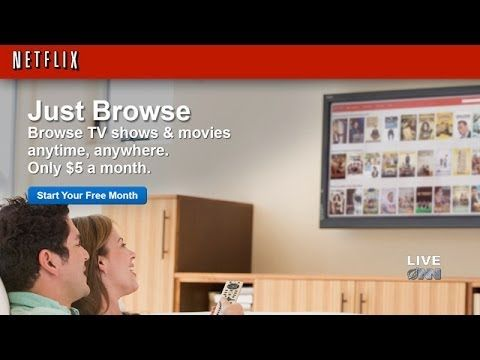 Netflix Introduces New 'Browse Endlessly' Plan