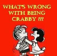 Lucy - What's Wrong with Being Crabby?