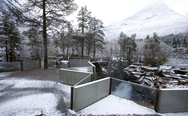 Walk this way - Norway's landscape gets a new look [Monocle]