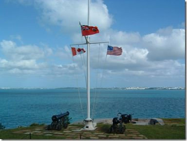 when I was stationed in bermuda | Bermuda flag on top, with Canada and United States flags below. From ...