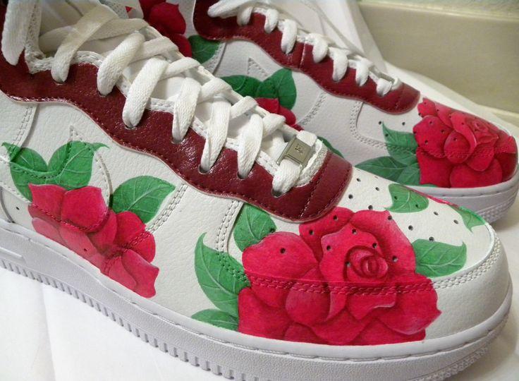 Maryland Flag Shoes, Men's Shoes, Boy's Shoes, Nike Custom Shoes, Painted Nike  Shoes, Hand Painted Nike Shoe, Nike Air Force 1 Painted Shoes | Nike custom  ...