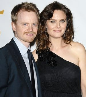 Actress Emily Deschanel and her husband, David Hornsby, have welcomed their second child together, a rep for the actress confirms exclusively to Us