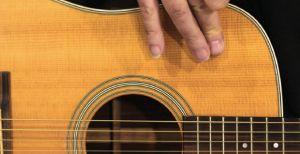 Beat It: Percussive Acoustic Guitar
