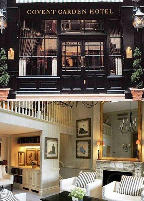 Top 10 Beautiful Hotels in London