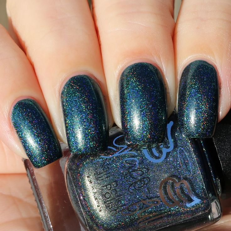 Grace-full Nail Polish The Subsect swatched by Olivia Jade Nails