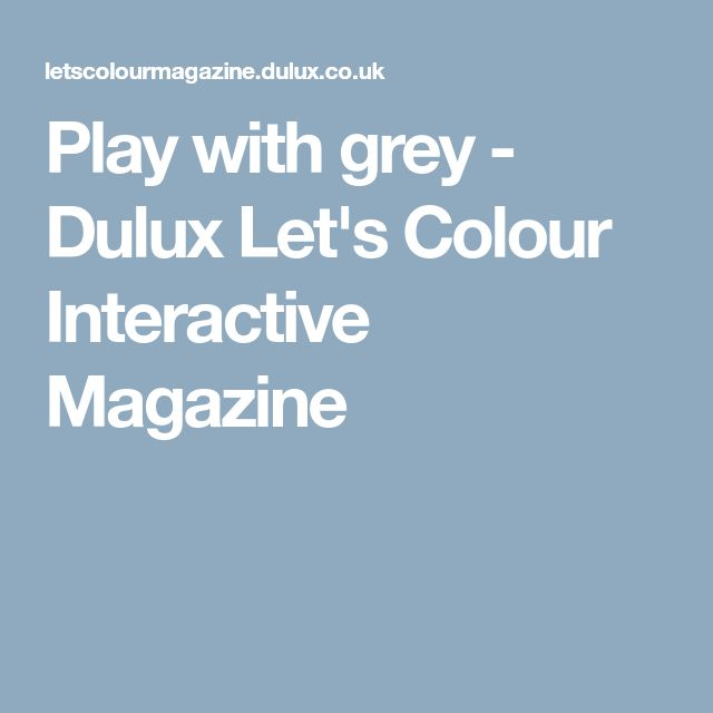 Dulux Most Popular Grey Paint Colours: The 25+ Best Dulux Grey Ideas On Pinterest