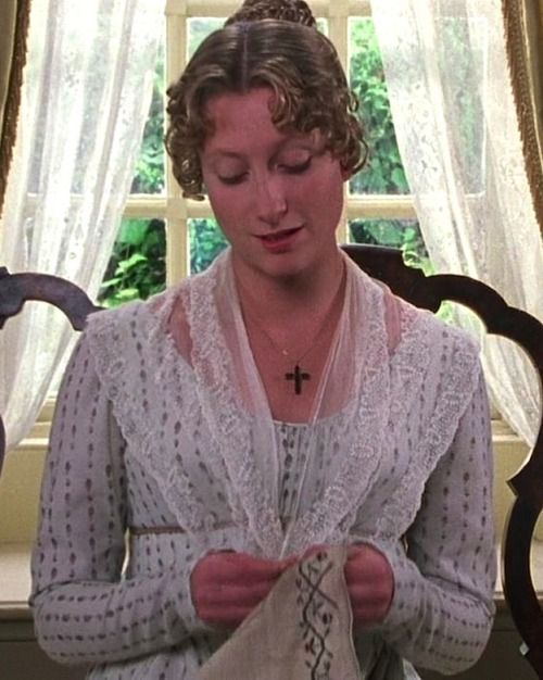 Susannah Harker as Jane Bennet in Pride and Prejudice - 1995