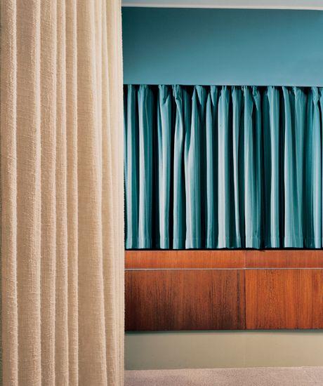 Room 606 at Radisson Blu Royal Hotel, Copenhagen, Denmark with the original designs of Danish architect and designer Arne Jacobsen