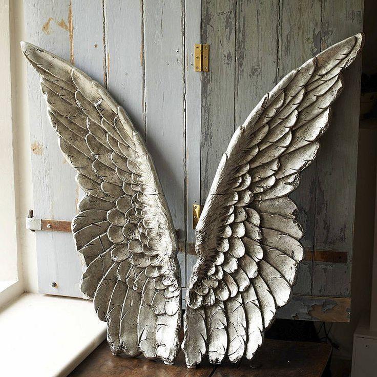 25 Best Ideas About Wooden Angel Wings On Pinterest
