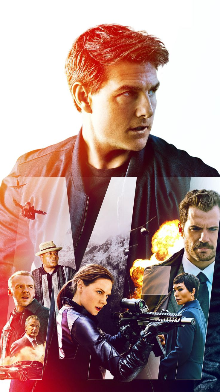 Mission Impossible Fallout Movie 8K, HD Movies Wallpapers
