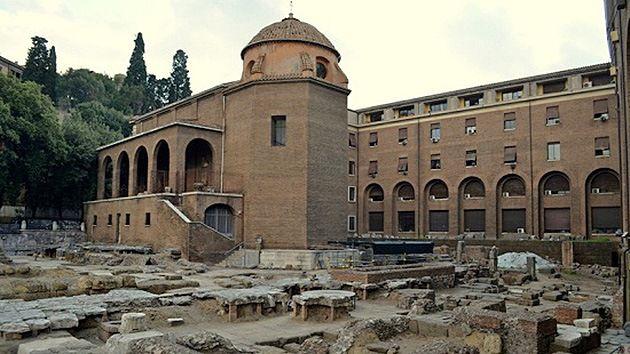 La Ciudad Eterna desentierra el templo romano más antiguo, dedicado a la diosa Fortuna