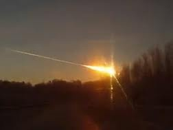 A compilation of Russian meteor