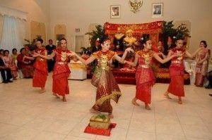 Tari Tanggai Sumatera Selatan