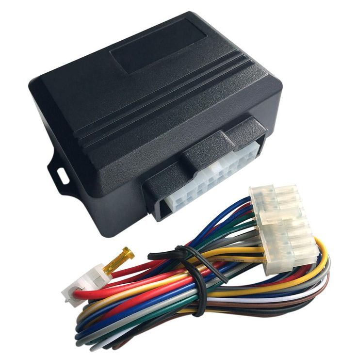 Auto Electronic Security Car Window Roll Up Module For Universal Car