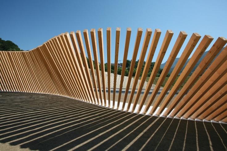 Cino Zucchi Architetti, Milano / Galería Vadeggio-Cassarate / Lugano, CH