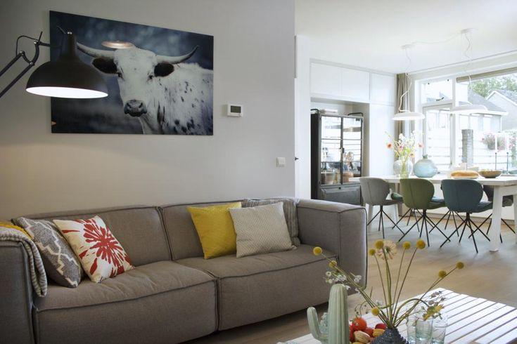 10+ ideeën over Donkere Meubels op Pinterest - Donkere meubels ...