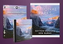{Love it}  I admit I am a sucker for Ken Burns documentaries.  I loved his Civil War one and this is quickly becoming my new favorite.  I am about half way through on Netflix.  Have you seen it?